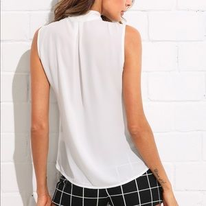SHEIN Tops - White blouse